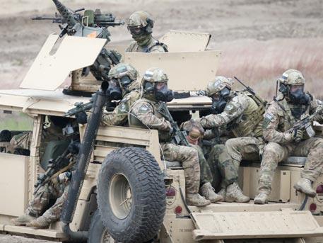 В Полша започнаха ученията на Силите за свръхбързо реагиране на НАТО