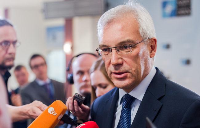 Грушко: Обектите на ПРО на САЩ вече са способни да прехващат стратегическите средства на РФ