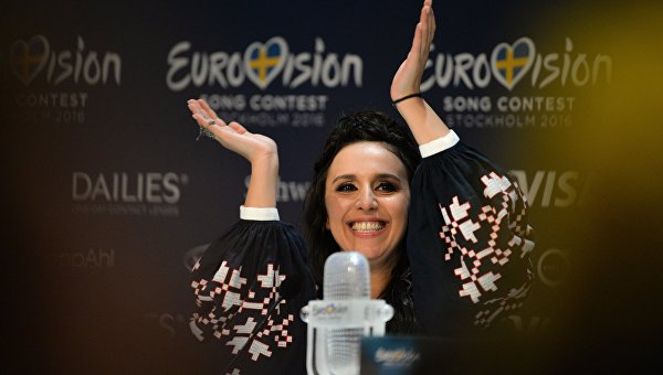 """Европейският съюз за радио и телевизия реши да остави Украйна победител в """"Евровизия"""""""