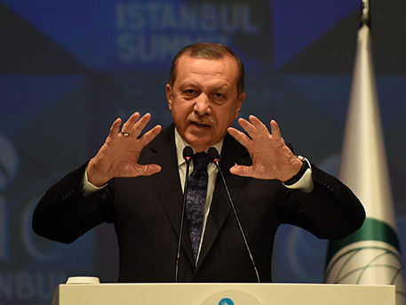 Ердоган: Западът повече го е грижа за хомосексуалистите и животните, отколкото за сирийците