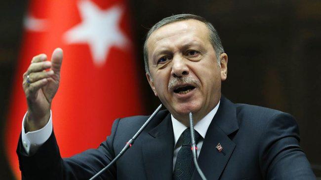 Дворцовият преврат на Ердоган?