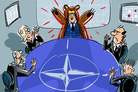 """Защо Западът ни плаши с """"руската заплаха""""?"""