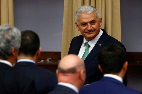 Какво означава за Москва назначението на новия турски премиер?
