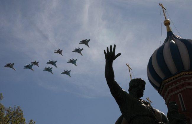 Кремъл не е изпращал покани на лидерите за Деня на Победата, но очаква чуждестранни гости