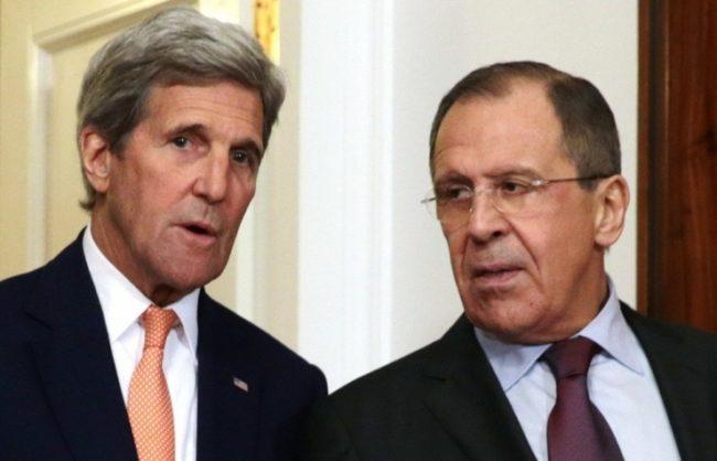 """Лавров: РФ и САЩ възнамеряват да изпратят """"силен сигнал"""" до непреклонната сирийска опозиция"""