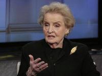 Мадлин Олбрайт се надява Хилари Клинтън да бъде избрана за президент на САЩ