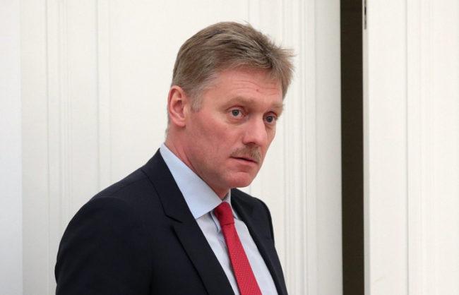 Песков: Русия не обсъжда със Запада въпроса за санкциите