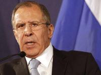 Лавров: Москва подкрепя не Асад, а борбата с тероризма