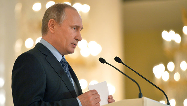 Путин: Ислямският свят винаги ще намери надежден съюзник в лицето на Русия