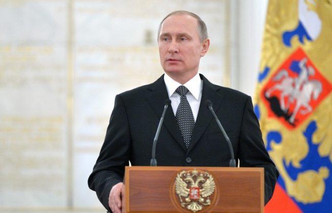 84 % от руснаците биха гласували за Путин на президентските избори през 2018