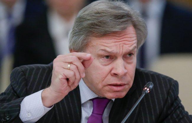 Пушков разказа за параноята на НАТО в конфронтацията с Русия