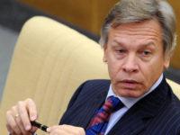 Пушков: Лондон и Берлин трябва повече да мислят за вредата от санкциите на ЕС срещу Русия