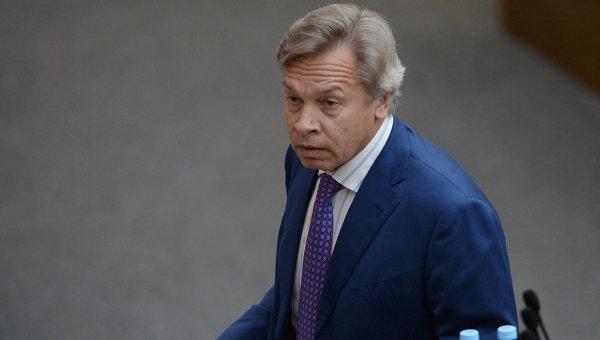 Пушков: Ученията на НАТО в Естония са провокативни