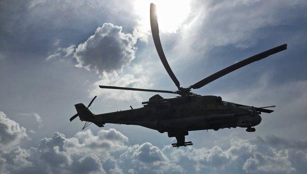 Русия планира да въоръжи вертолетите с бомби