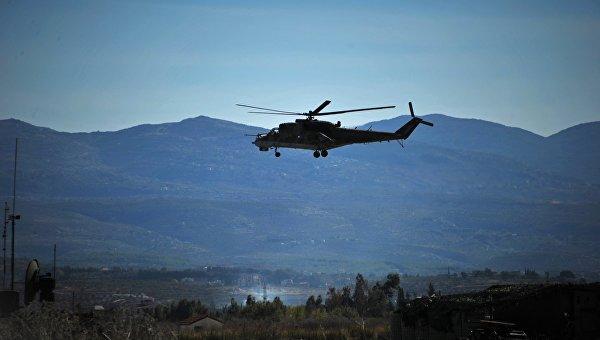 МО на РФ: Слуховете за унищожаване на руски вертолети в Сирия са пропаганда на ИД