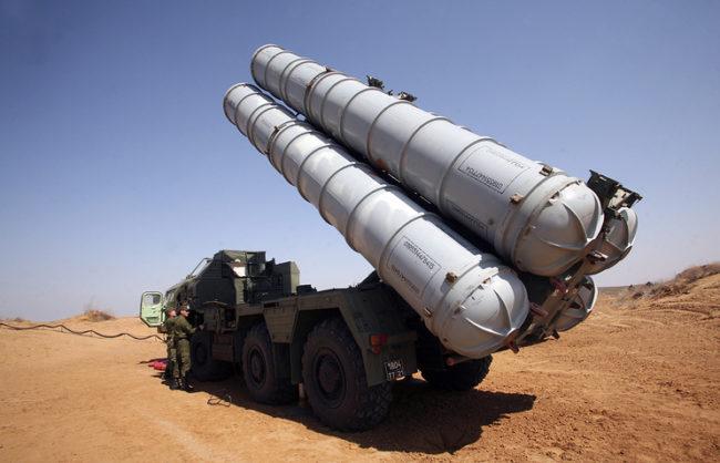 Русия продължава доставките на С-300 на Иран