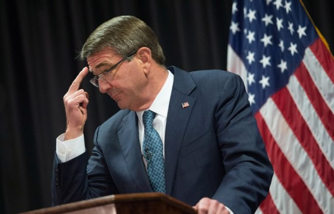 Шефът на Пентагона постави Русия на първо място сред предизвикателствата за САЩ