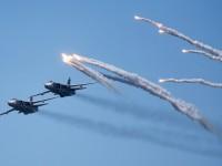 Щурмови самолети Су-25, изтребители МиГ-31 и вертолети ще проведат първата репетиция на Парада в Урал