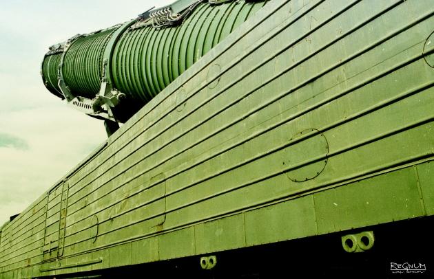 """Regnum: Ядрените влакове на Русия ще обезсмислят """"Глобалния мълниеносен удар"""" на САЩ"""