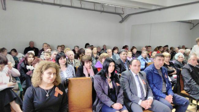 Тържество по случай 9 Май – Ден на победата в град Костенец