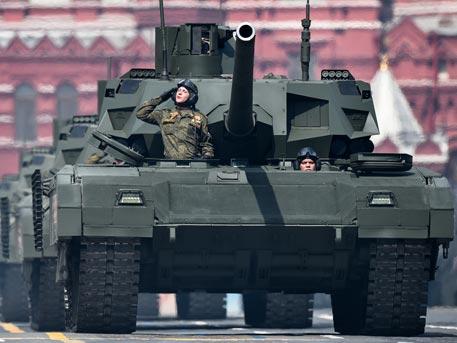 """Немците разработили оръдие за борба с """"Армата"""""""