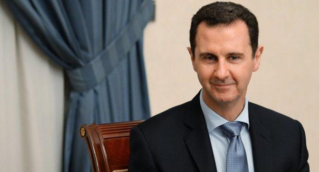 Асад: Западни политици са в тайни преговори с нас