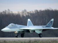 Изтребителят Т-50 ще постъпи на въоръжение в руските ВКС през 2017 г.
