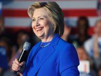 """Клинтън: Избирането на Тръмп за президент на САЩ ще предизвика """"празник в Кремъл"""""""