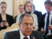Лавров: Има прогрес по въпроса за доставките на хуманитарна помощ в Сирия