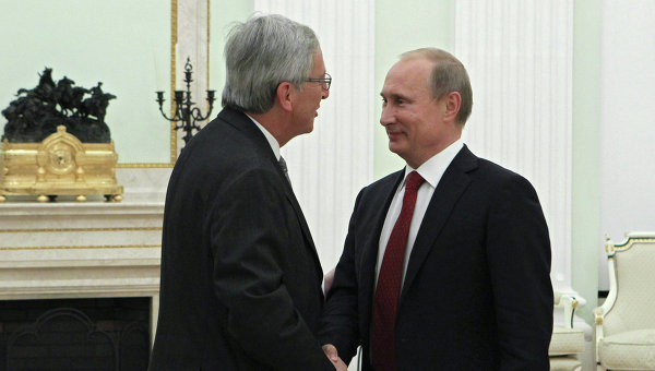 Председателят на ЕК иска да обсъди с Путин въпроса за санкциите