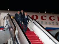 Путин пристигна на официална визита в Пекин