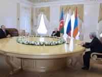 Русия, Армения и Азербайджан със съвместна декларация за Нагорни Карабах