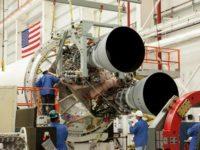 Русия достави на САЩ три двигателя за ракетата Antares