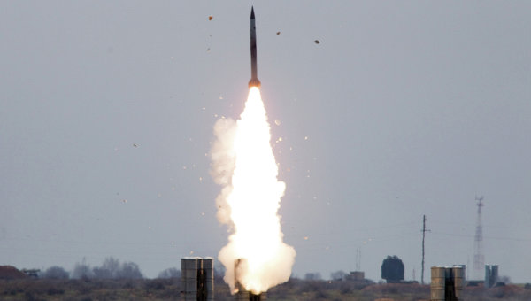 Руските ВКС успешно изпитаха противоракета с близък обсег на действие от системата за ПРО