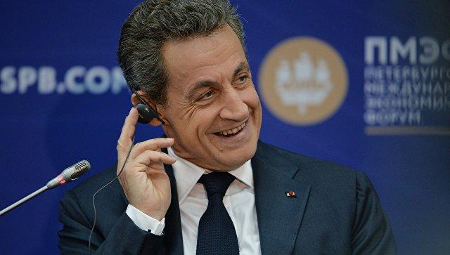 Саркози: Авторитетът на Путин е неоспорим