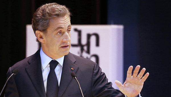 Саркози се обявява за поетапната отмяна на санкциите срещу Русия