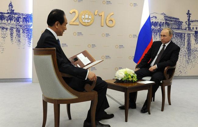 Путин: Сътрудничеството между Русия и Китай е важен фактор за стабилността в света