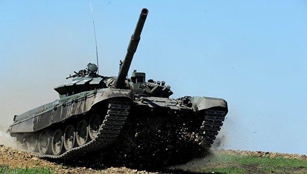 Русия показва най-модерния си танк за бой в градски условия