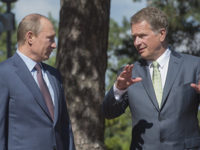 Финландският президент се разгневи на въпрос защо е поканил Путин в страната