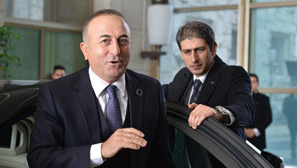Русия е готова да проведе преговори с турския външен министър в Сочи