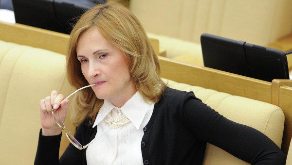 Ярова: Обявяването на Русия за заплаха за Германия е зловещо