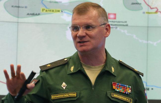 """Конашенков коментира изказванията на САЩ и НАТО за """"заплахата от Русия"""""""