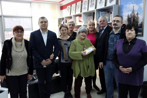 Руски и български творци отново се срещат край Камчия