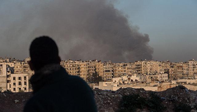 """NYT: В Държавния департамент призовават за нанасяне на удари по Сирия по """"югославски сценарий"""""""