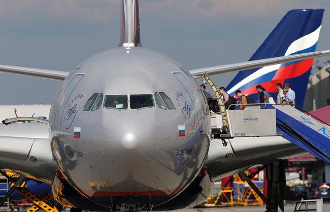 """""""Аерофлот"""" спира продажбите на самолетни билети до Турция"""