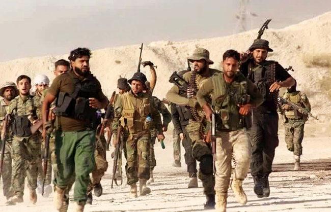 Американските ВВС изоставиха съюзниците си в Сирия по време на бой