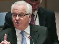 Чуркин: САЩ трябва да се научат да оценяват обективно ситуацията в Сирия