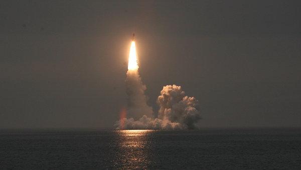 В Русия разработват нова балистична ракета