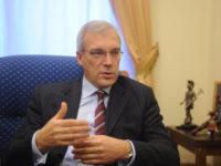 Грушко: Москва ще отговори адекватно на действията на НАТО