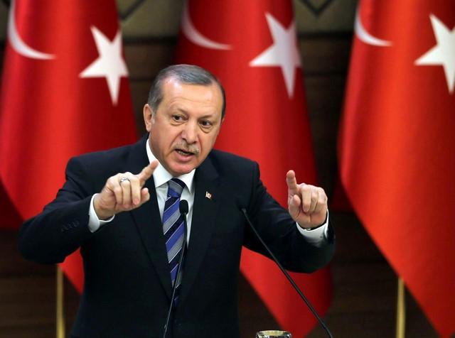 Двадесети юли на Тайип Реджеп Ердоган